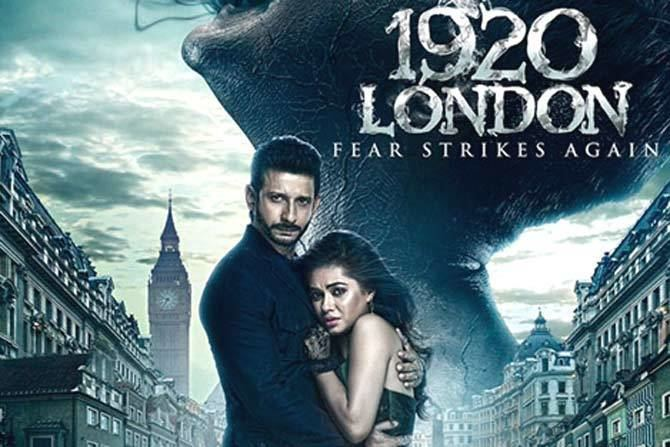 1920: London 1920 London Movie Review Nothing Spooky Just a Comedy Play