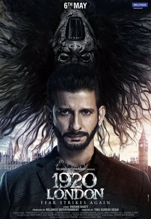 1920: London Look The first poster of Sharman Joshi39s 1920 London is out amp it39s