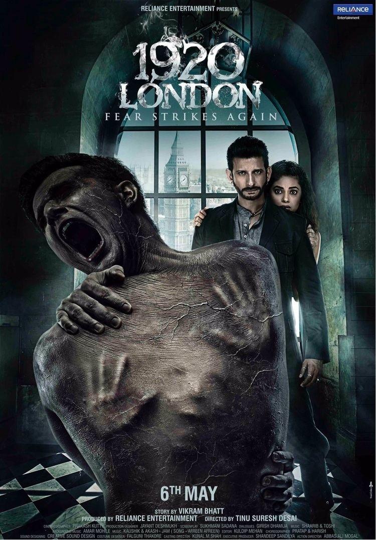 1920: London Sharman Joshi39s 1920 London Finally Sees The Light Of The Day