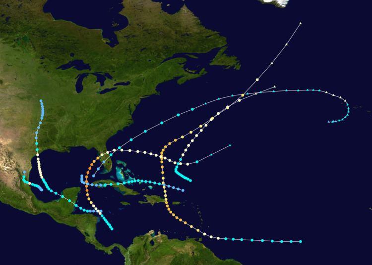 1921 Atlantic hurricane season