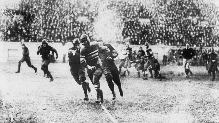 1921 Centre vs. Harvard football game