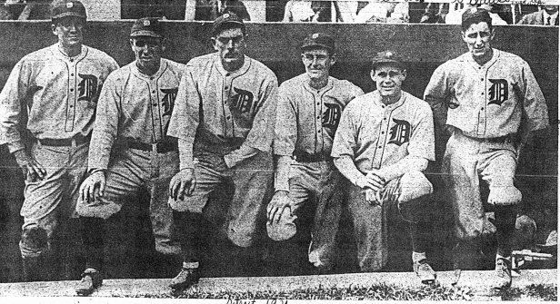 1921 Detroit Tigers season