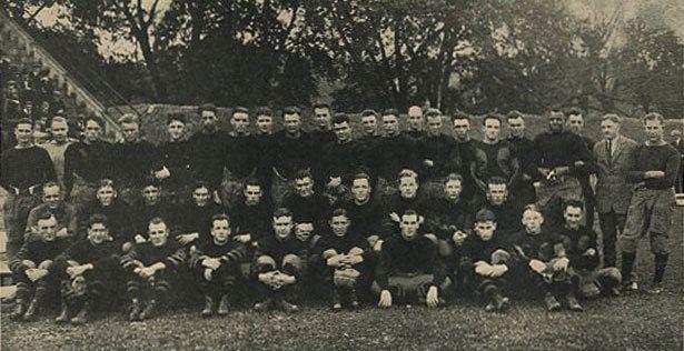 1921 Iowa Hawkeyes football team