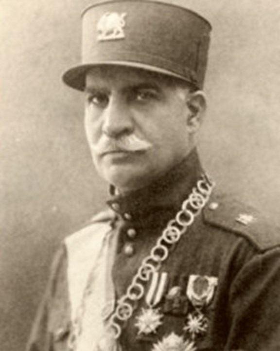 1921 Persian coup d'état