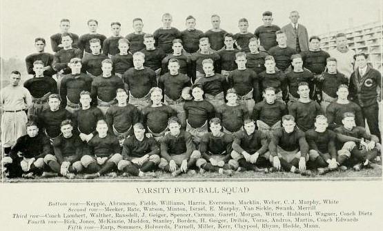 1921 Purdue Boilermakers football team