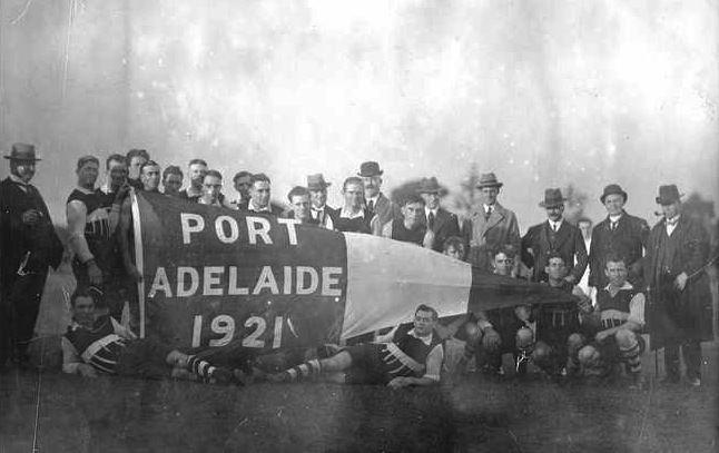 1921 SAFL season
