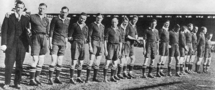 1921 South Africa rugby union tour of Australia and New Zealand