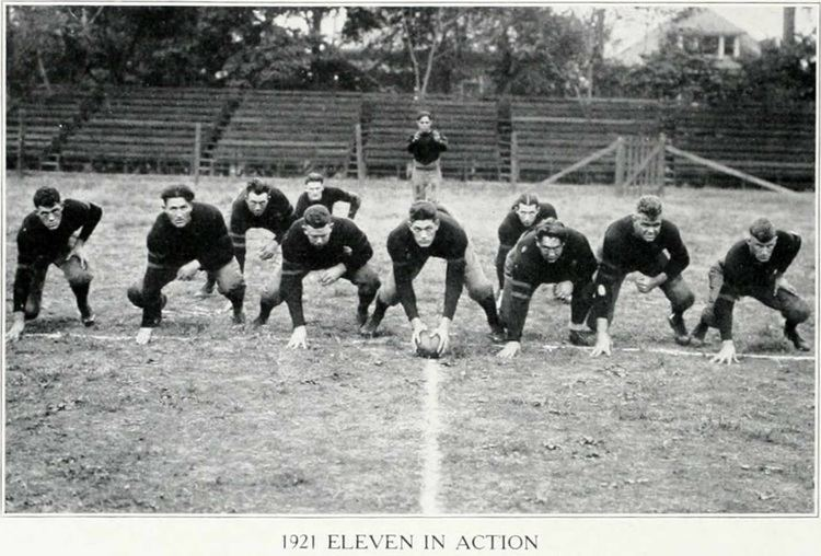 1921 Vanderbilt Commodores football team