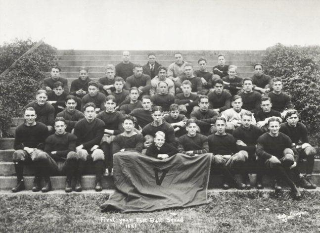 1921 Virginia Cavaliers football team