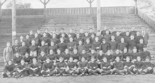 1921 Washington & Jefferson Presidents football team