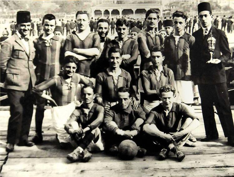 1921–22 Galatasaray S.K. season