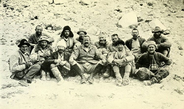 1922 British Mount Everest expedition