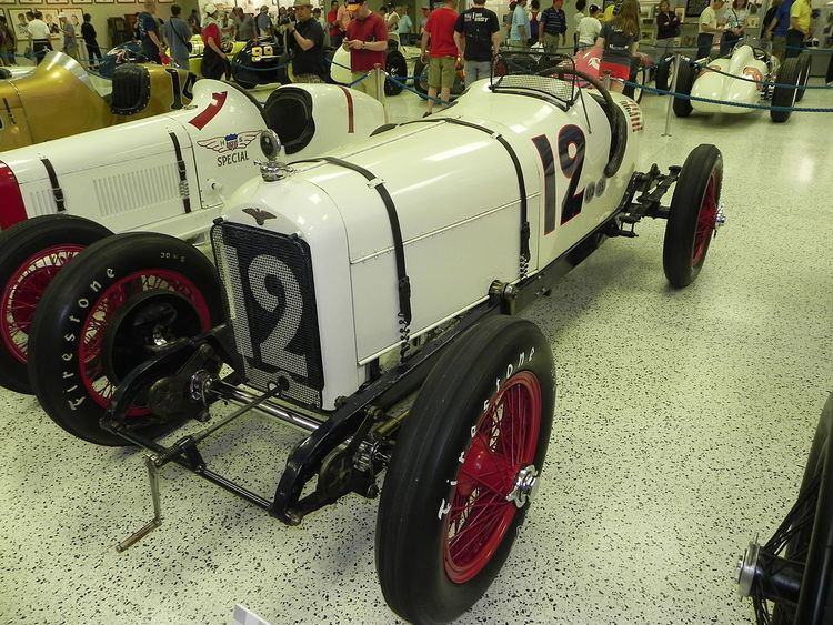 1922 Indianapolis 500