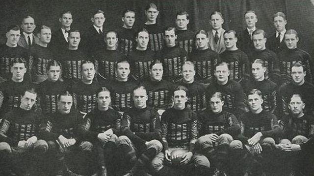 1922 Iowa Hawkeyes football team