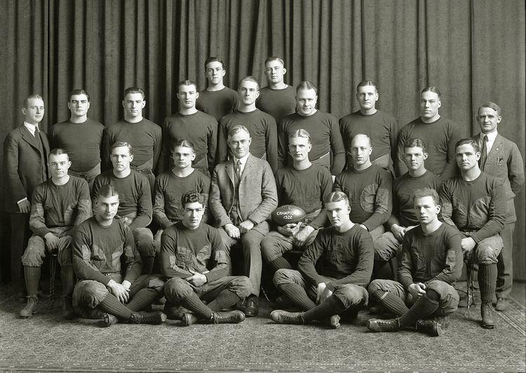 1922 Michigan Wolverines football team