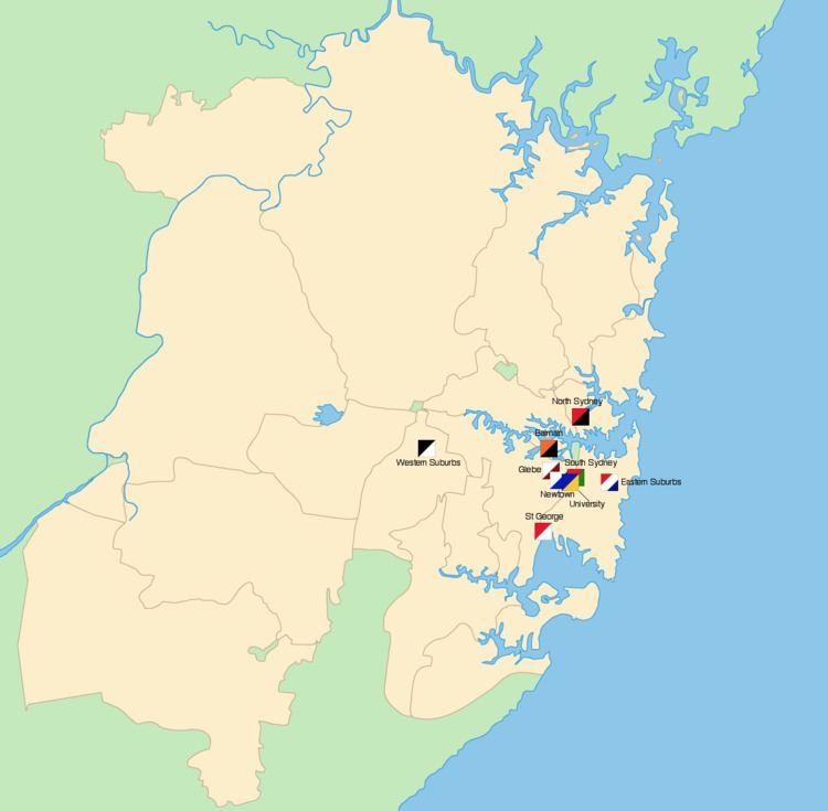 1922 NSWRFL season