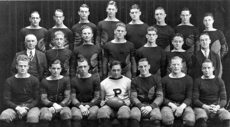 1922 Princeton Tigers football team