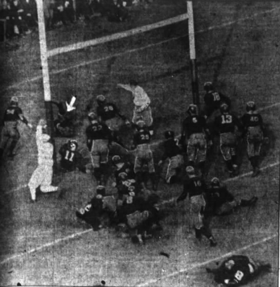 1922 Princeton vs. Chicago football game