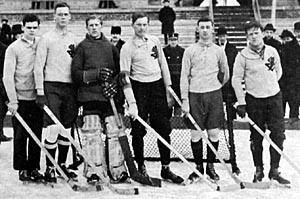 1922 Swedish Ice Hockey Championship