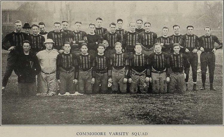 1922 Vanderbilt Commodores football team