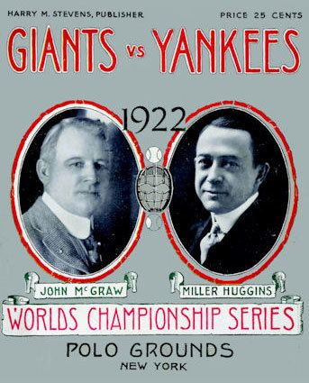1922 World Series 1922 World Series Replay Lively Ball You Bet APBA Stuff In My