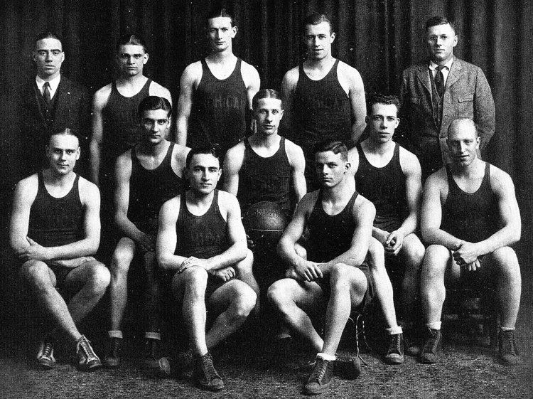 1922–23 Michigan Wolverines men's basketball team