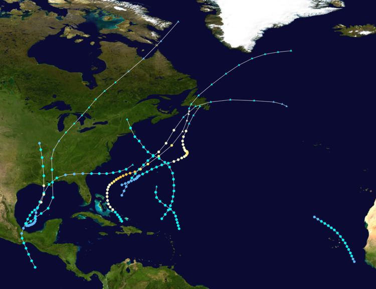 1923 Atlantic hurricane season