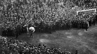 1923 FA Cup Final Remembering the 1923 FA Cup Final West Ham Till I Die