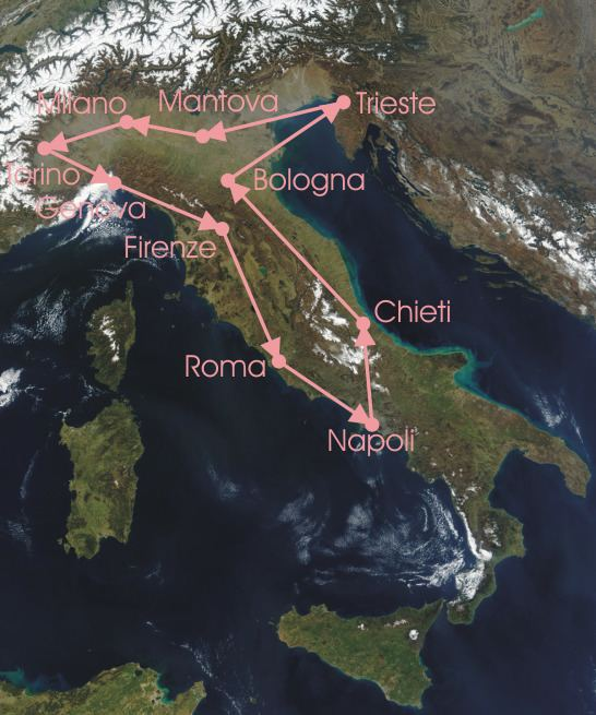 1923 Giro d'Italia