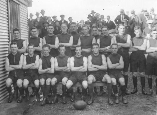 1923 SAFL season