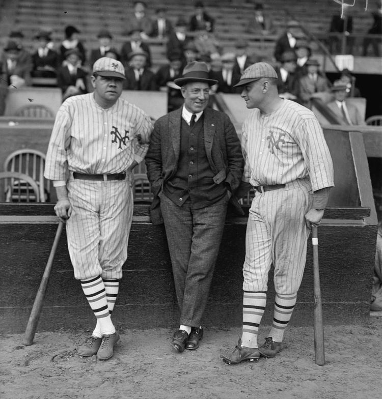 1923 World Series The History Blog Blog Archive Babe Ruth39s lost 1923 World Series