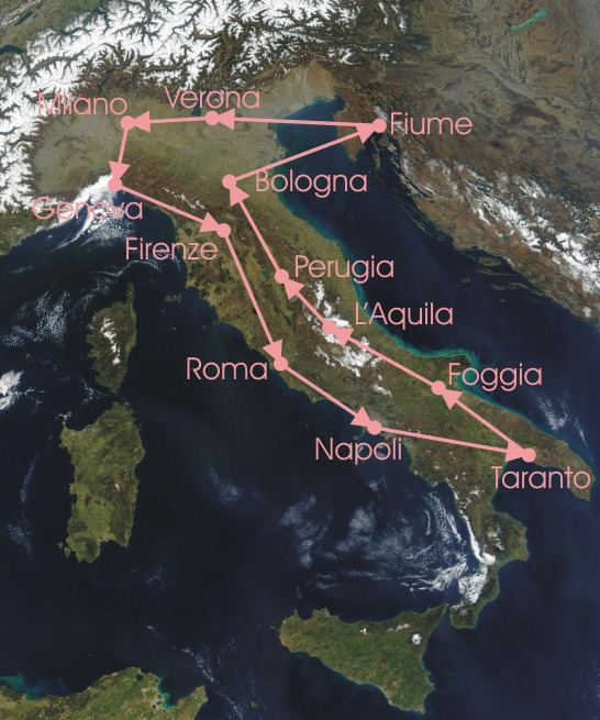 1924 Giro d'Italia
