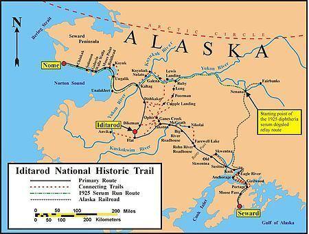 1925 serum run to Nome 1925 serum run to Nome Wikipedia