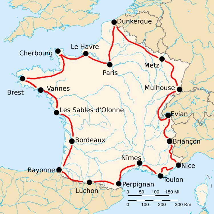1925 Tour de France