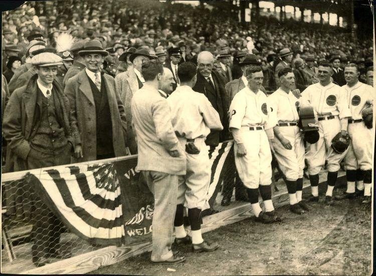 1925 World Series Lot Detail 1925 World Series Pittsburgh Pirates Washington