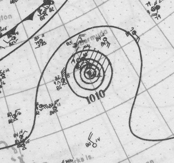 1926 Nova Scotia hurricane