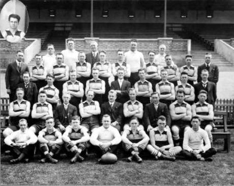 1926 SAFL season