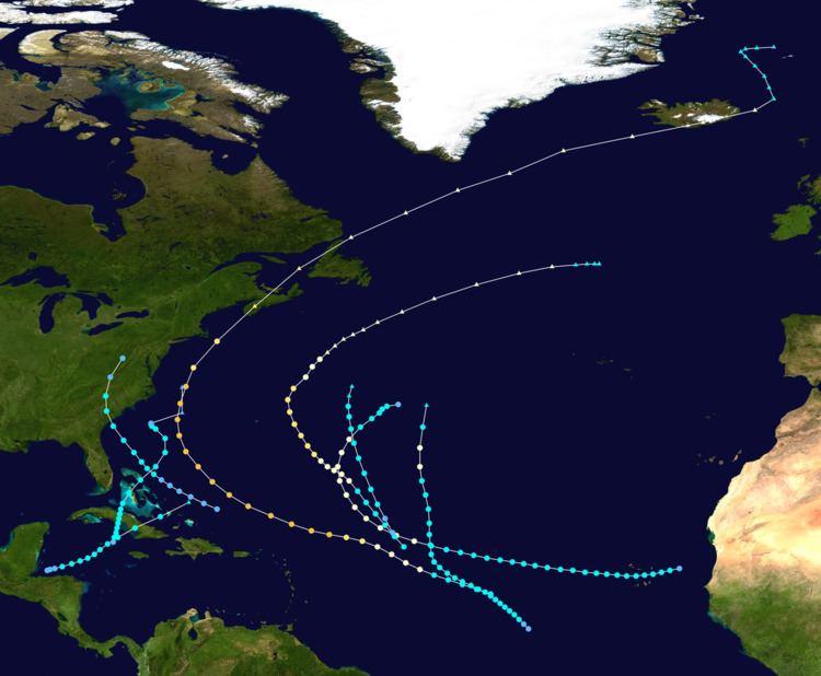 1927 Atlantic hurricane season