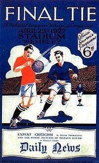 1927 FA Cup Final httpsuploadwikimediaorgwikipediaenthumb4