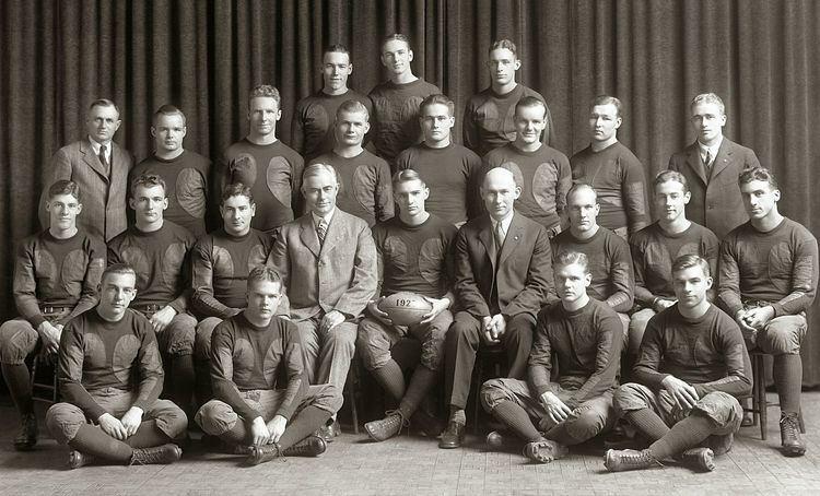 1927 Michigan Wolverines football team