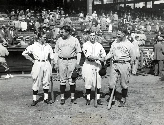 1927 World Series Pittsburgh Poison The National Pastime Museum