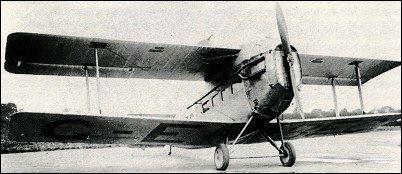 1928 Imperial Airways Vickers Vulcan crash
