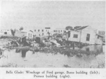 1928 Okeechobee hurricane Okeechobee