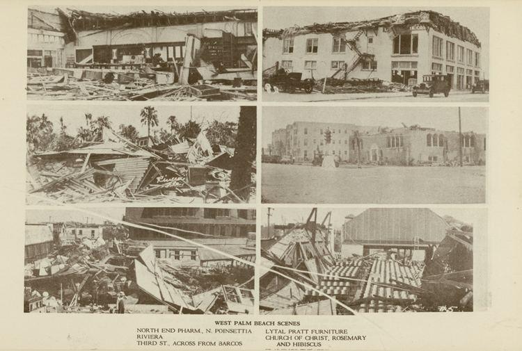 1928 Okeechobee hurricane Effects of the 1928 Okeechobee hurricane in Florida Wikipedia