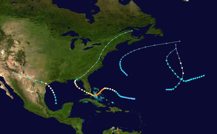 1929 Atlantic hurricane season