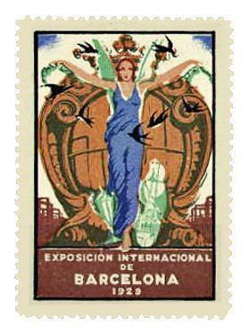 1929 Barcelona International Exposition