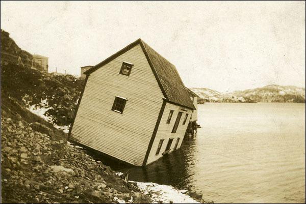 1929 Grand Banks earthquake The Tsunami of 1929