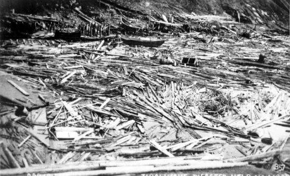 1929 Grand Banks earthquake Nov 18 1929 The Day the Cables Broke Visionlearning Blog