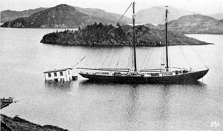 1929 Grand Banks earthquake 1929 Grand Banks Newfoundland earthquake GeoMika