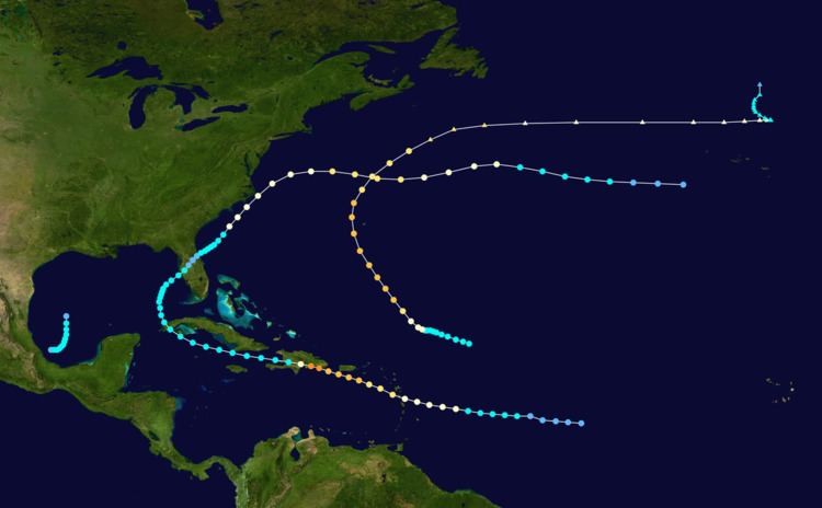 1930 Atlantic hurricane season